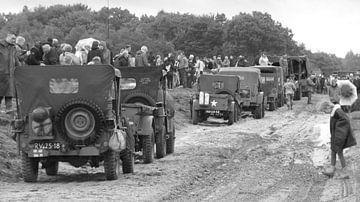Old trucks of the second world war von Wilbert Van Veldhuizen