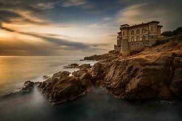 Boccale Castle van