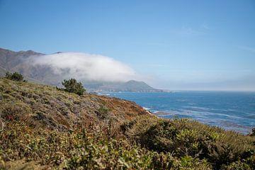 Carmel Highlands California van