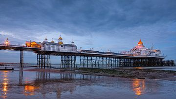 Eastbourne Pier, East Sussex, England von Henk Meijer Photography