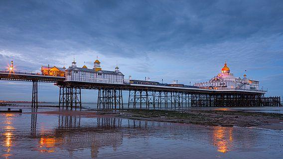 Eastbourne Pier, East Sussex, Engeland