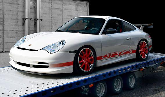 Porsche 911 GT3 RS Type 996
