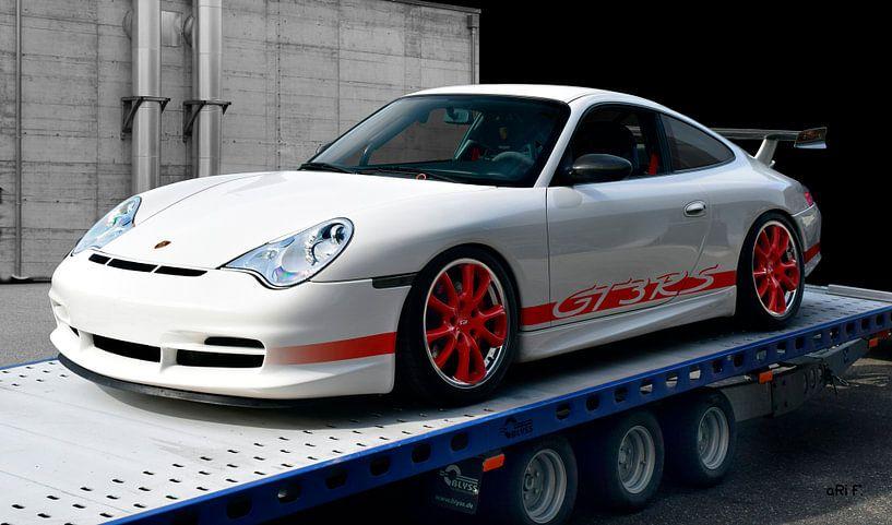 Porsche 911 GT3 RS Type 996 van aRi F. Huber