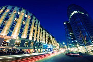 Berlin - Friedrichstrasse / Hotel Melia van