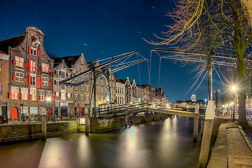 Damiatebrug Dordrecht van