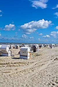 Spiekerooger Strand von