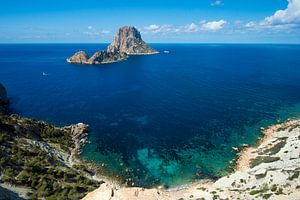 Es Vedra Nationaal Park - Ibiza van