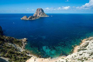 Es Vedra Nationaal Park - Ibiza van Lars Scheve