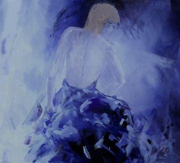 Dancing in the moonlight van Frans Klijzen
