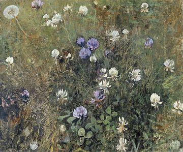 Blooming Clover, Jac van Looij sur