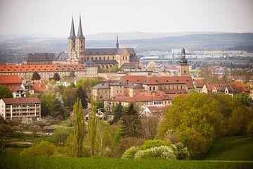 St. Michael in Bamberg, Opper-Frankenland... van Jan Schuler