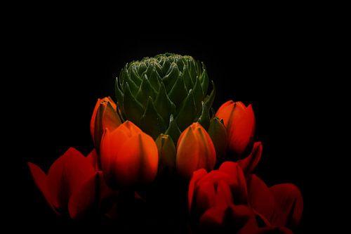 bloemknop van