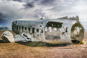 DC3 Wrak van Thomas Heitz
