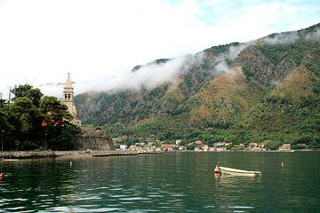 Kotor, Montenegro van Sven van Rooijen