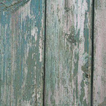 Green wood van Queen Emma