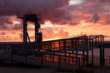 Dock von Wicher Bos