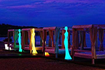 Nuit bar chic de plage sur Arianor Photography