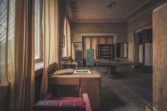 Retro Büro von Maikel Brands