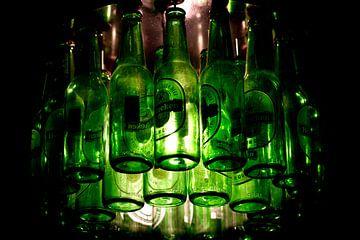 Heineken lamp von Ron Van Rutten