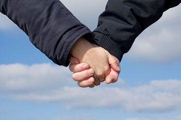 Hand in hand van Berthilde van der Leij