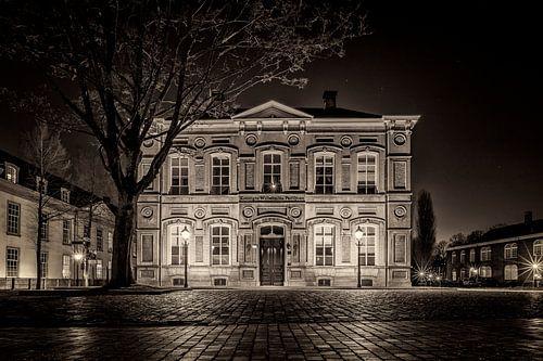Breda - Koningin Wilhelmina Paviljoen van