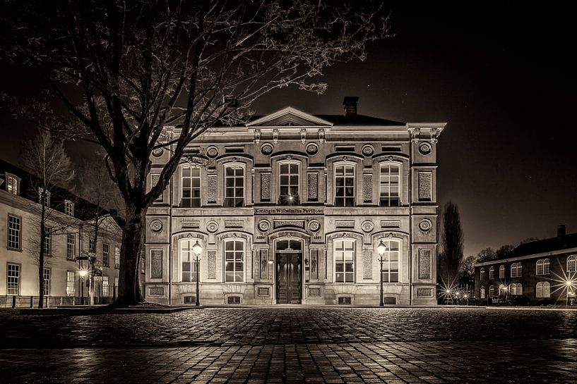 Breda - Koningin Wilhelmina Paviljoen van Ronald Westerbeek