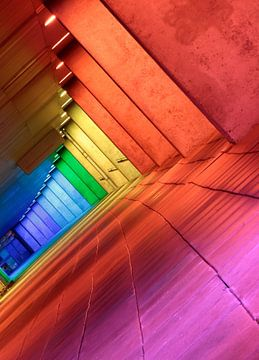 Rotterdam NAI Spectrum  von Jelle Ursem