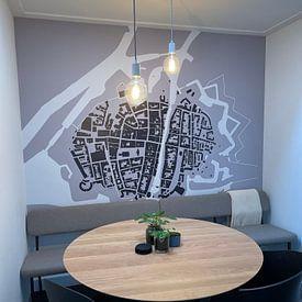 Kundenfoto: Festungsstadt - Gorinchem von Dennis Morshuis, auf nahtloser fototapete