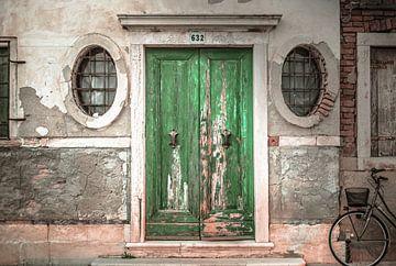 Green Door sur Olivier Van Cauwelaert