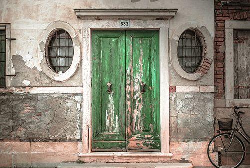 Green Door van