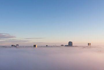 Groningen in de Mist van