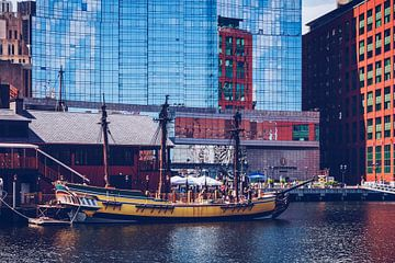 Boston Tea Party Ships & Museum van