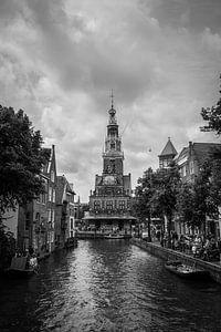 De waag in Alkmaar van