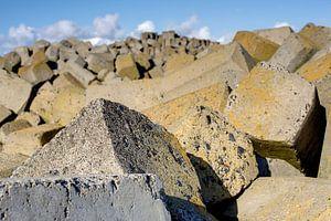 Friesland / Afsluitdijk / Basalt (I) / 2009