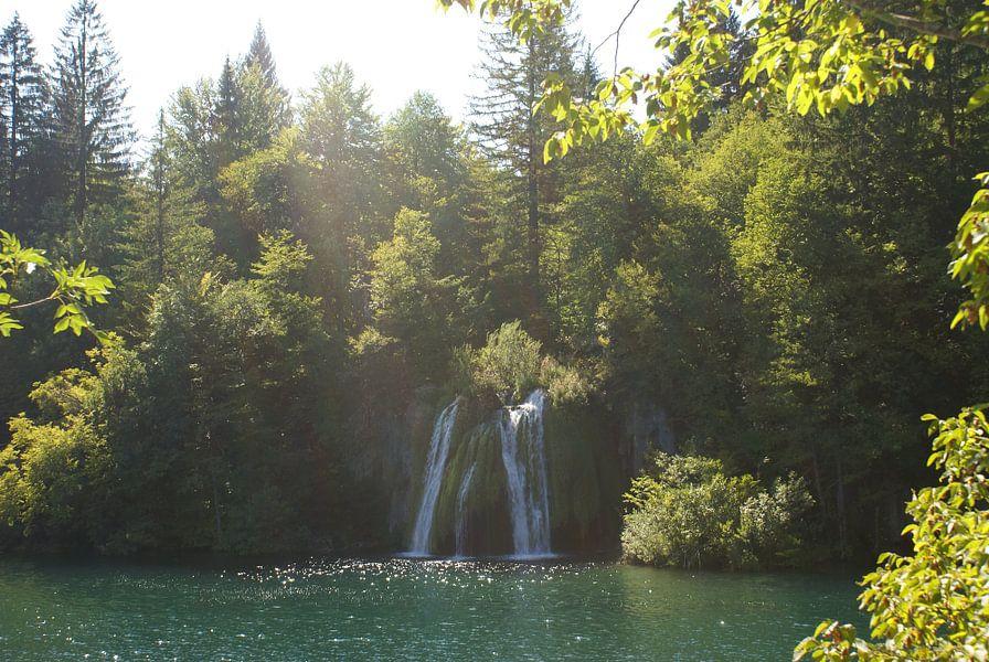 Croatia Plivic Lakes