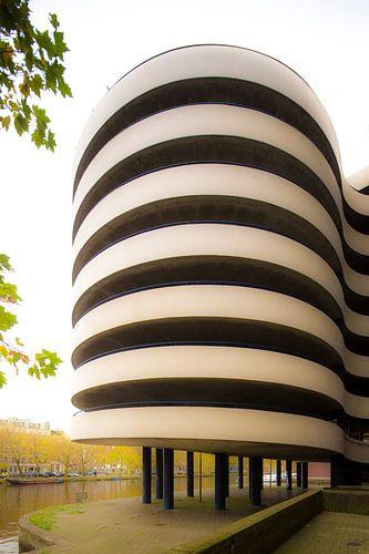 Qpark Guggenheim look Amsterdam van Marcel Willems