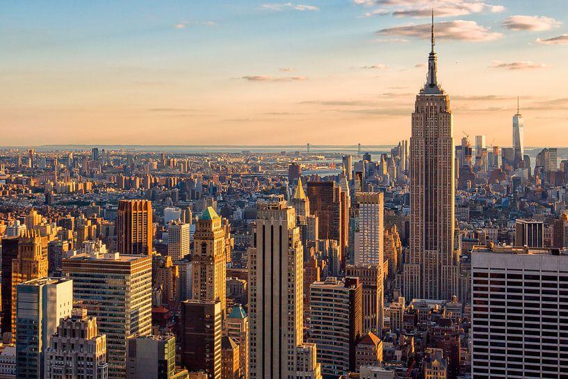Empire State Building, Manhattan, New York City  von Thea.Photo