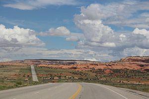 On the Road in Utah