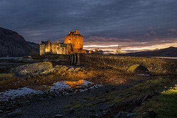 Eilean Donan Castle van Bert Buijsrogge