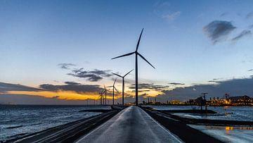 Windenergie von Guus van der Linde