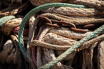 Ketting vs. touw van BSO Fotografie