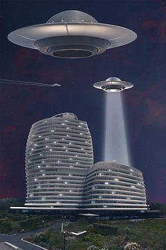 Aliens! Aliens everywhere! van Elianne van Turennout