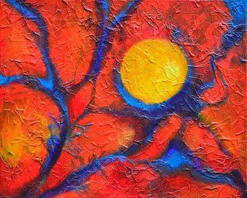 El Sol von Lida Bruinen