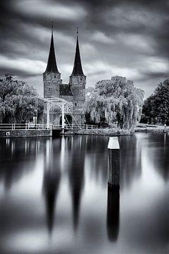 Oostpoort, Delft von Dawn Black