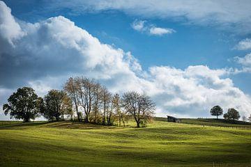 Landschaft im Vogelsberg von Jürgen Schmittdiel Photography