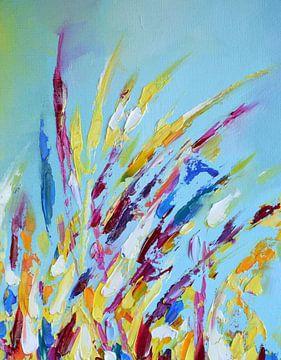 Summer Garden van Maria Kitano