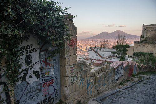 Napels- Vesuvius