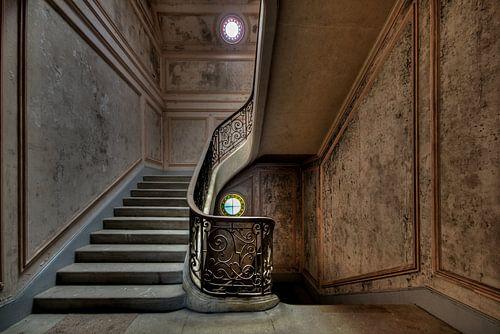 De gracieuze trap van