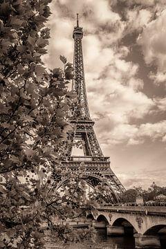 Eiffelturm von Johan Vanbockryck