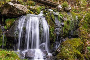 Triberger Wasserfälle (3) von Ursula Di Chito
